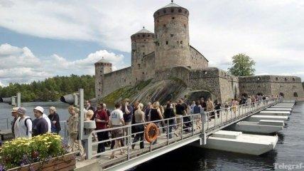 В финской Савонлинне открылся традиционный Оперный фестиваль