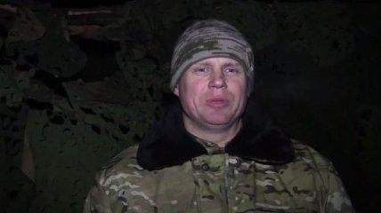 В день Рождества боевики продолжают обстреливать позиции АТО