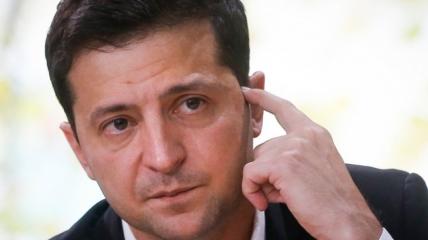 Рейтинги Владимира Зеленского падают