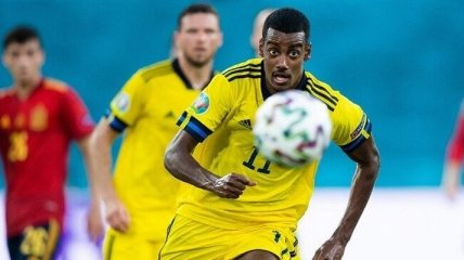 Швеция 1:0 Словакия - видео гола и лучших моментов матча Чемпионата Европы