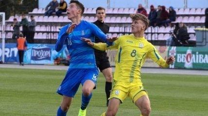 Украинские футболисты обыграли сборную Греции U19
