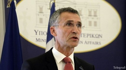 Столтенберг будет уважать результаты референдума Украины о НАТО