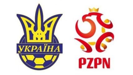 Матч Украина - Польша закончился  со счетом 1:0