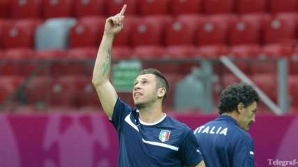 "Берлускони: ""Интер"" пожалеет о трансфере Кассано"