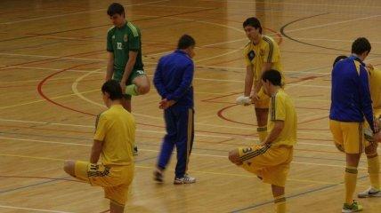 Футзал. Украина - Румыния: превью украинского дебюта на Евро-2014