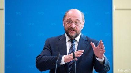 Президент ЕП: Украина имеет право защищать свою территорию