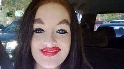 Смех до слез: женщины, которые явно переборщили с макияжем