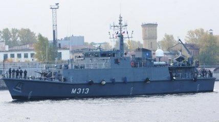 Украина получит от ВМС Великобритании два противоминных корабля