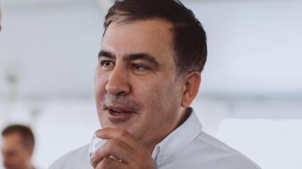 Саакашвили заявил, что 3 октября будет идти колонной вместе с протестующими