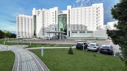 Стоимость ночи в отеле «Rixos-Prykarpattya» достигает почти 14 тысяч