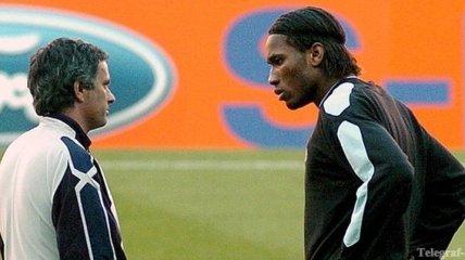 Дидье Дрогба рассказал о своем любимом тренере