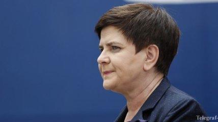 """Шидло заявила, что """"Северный поток-2"""" должен соответствовать европейским нормам"""