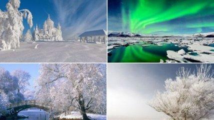 25 потрясающих фотографий зимы со всего мира (Фото)