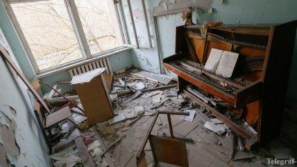 """""""Звуковой музей"""": собрано звучание 20 пианино из Припяти (Видео)"""