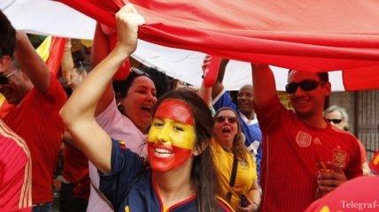 Замечательные болельщицы 7-го игрового дня на Чемпионате мира