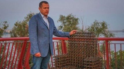 Центральный мост Днепра: в мэрии прошли обыски