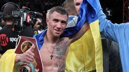 Как Ломаченко стал чемпионом мира WBO