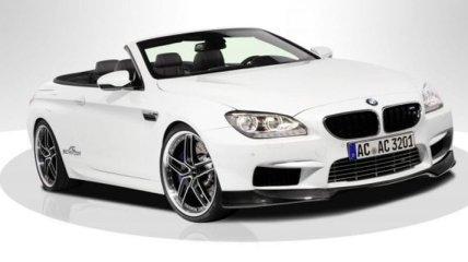 Новый агрессивный тюнинг 3-х моделей BMW M6