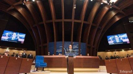 Грузия не поддержала Украину в голосовании по резолюциям ПАСЕ