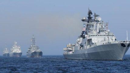 Россия пригрозила конфликтом за нарушения морских границ