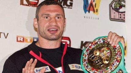 Следующий бой Виталия Кличко может пройти в Канаде