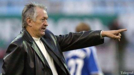 1 февраля Михаил Фоменко назовет своих помощников