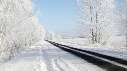 В Украине сегодня мороз