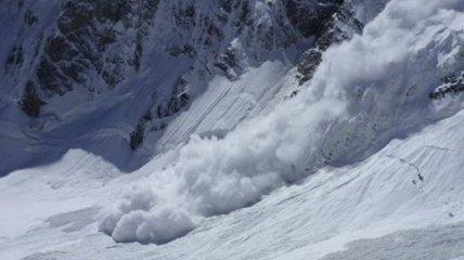 В Карпатах существует угроза схода снежных лавин