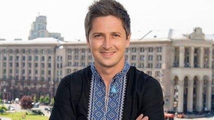 Александр Педан впервые показал фото сына