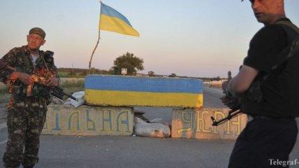 Тымчук: Силы АТО взяли под контроль 4 населенных пункта