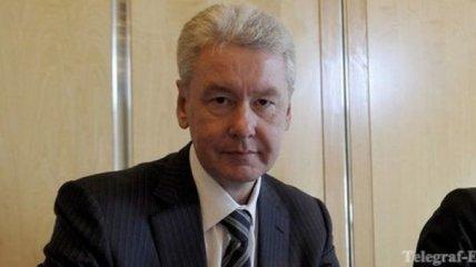 Сергей Собянин официально выдвинулся в мэры Москвы