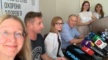 Супрун и Жадан призывают украинцев к ревакцинации