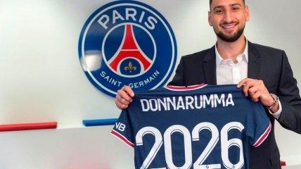 ПСЖ подписал лучшего игрока Евро-2020