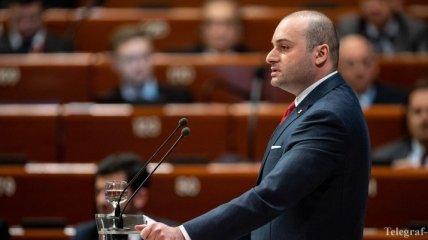 Премьер Грузии прокомментировал уход с поста