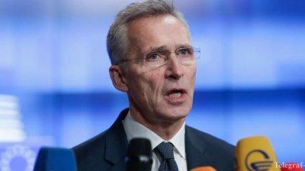 Столтенберг: НАТО отреагирует на размещение российских крылатых ракет
