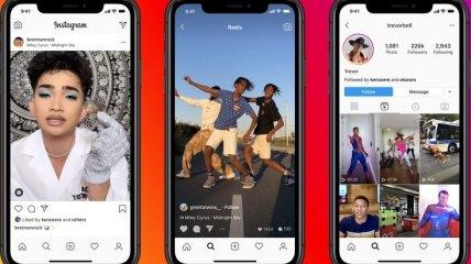 Instagram Reels: Facebook запустил конкурента TikTok