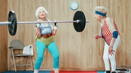 Даже слабая физическая активность может замедлить старение мозга