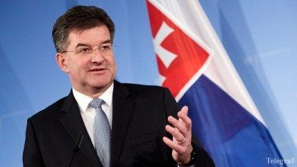 С 1 января Словакия начала председательствование в ОБСЕ