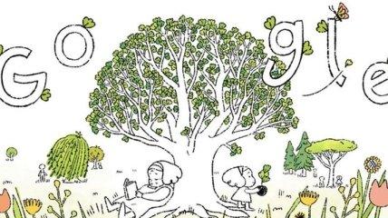 День Земли – 2021: Google напомнил о важности высаживания деревьев для планеты