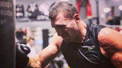 Стала известна дата второго боя на профи-ринге украинского супертяжа Выхриста