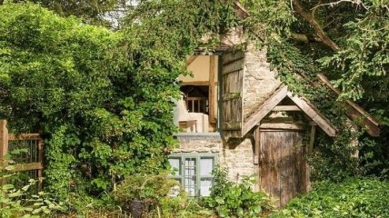 Этому дому 500 лет, но зайдя внутрь, можно потерять дар речи (Фото)
