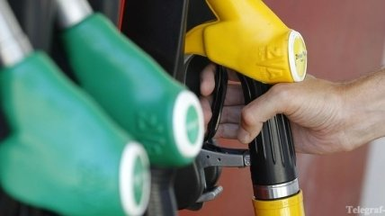 В Украине продолжает дорожать бензин и дизтопливо