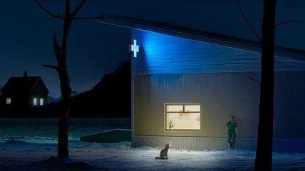 Завораживающие ночные снимки, которые показывают другую жизнь (Фото)