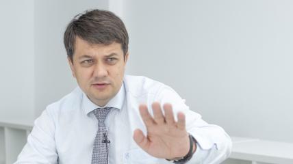 """Вопрос по Разумкову """"слуги народа"""" рассмотрят одним из первых"""