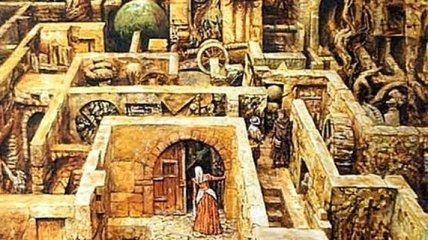Легенды лабиринтов: зачем их использовали в древности? (Фото)