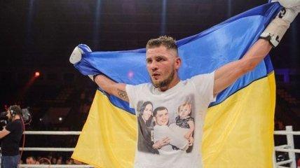 Украинский чемпион мира по боксу сменил тренера