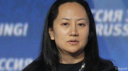 Власти Канады начали процесс экстрадиции дочери главы Huawei в США