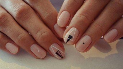 Маникюр 2020: основные тенденции офисного дизайна ногтей (Фото)