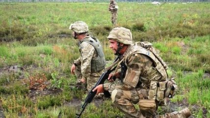 "Штаб ООС: оккупанты трижды нарушали ""тишину"""