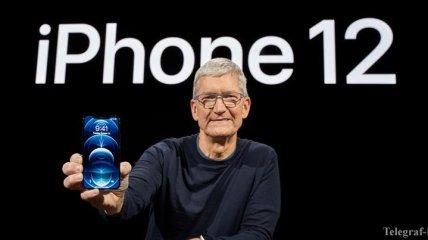 Відомо, коли стартують продажі iPhone 12 в Україні